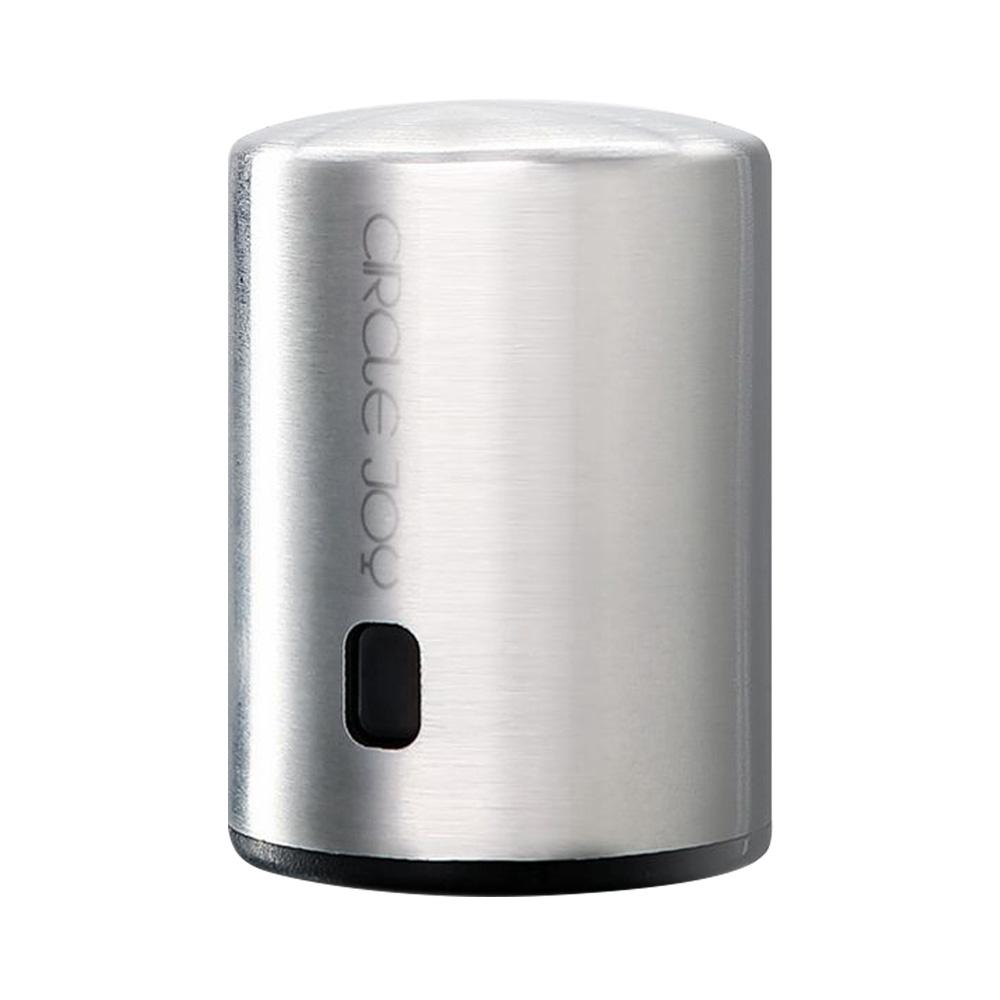 Xiaomi Kör Joy rozsdamentes acél zárt vákuumos borosapka hatékony tárolás 304 rozsdamentes acél tárolás dátuma - ezüst