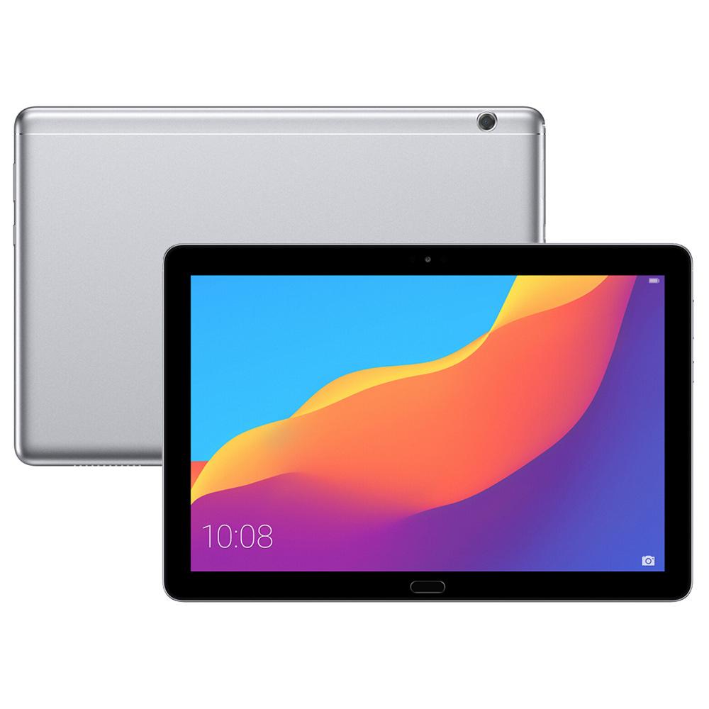 "HUAWEI Kitüntetés Pad 5 WIFI Tablet PC Hisilicon Kirin 659 Octa Core GPU Turbo 10.1 ""IPS Képernyő 1920 * 1200 EMUI 8.0 3GB RAM 32GB ROM Beépített GPS - Szürke"