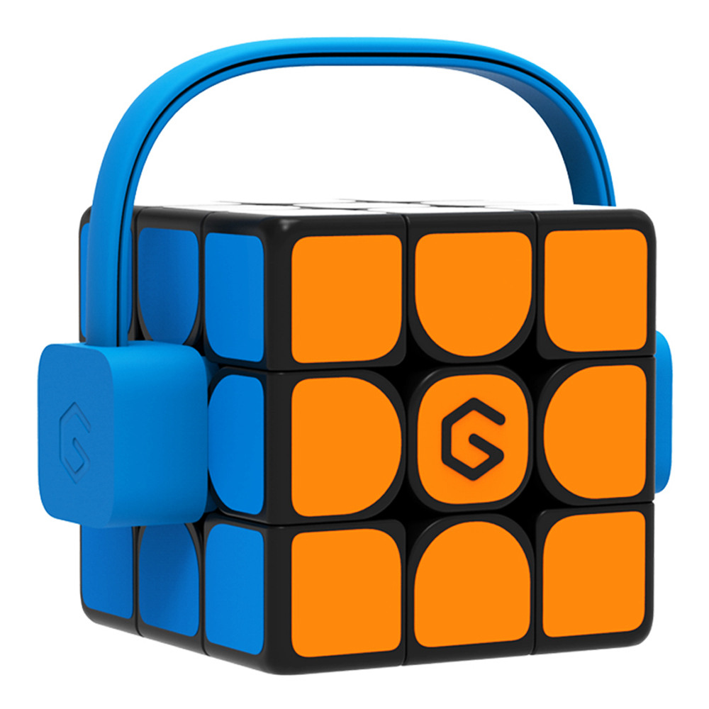 Xiaomi Giiker i3S Super Square Magic Cube Bluetooth APP Intelligent Teaching Smooth Racing Third-order Magnetic Force - Multi-color фото