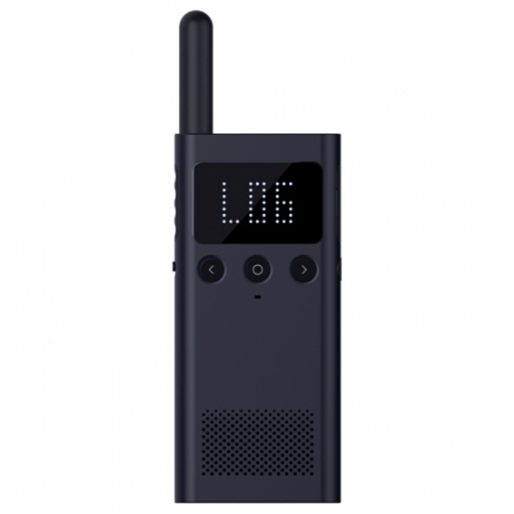 Xiaomi 1S Outdoor Walkie Talkie Location Condivisione di telefonia mobile Frequenza di scrittura Radio FM - Blu