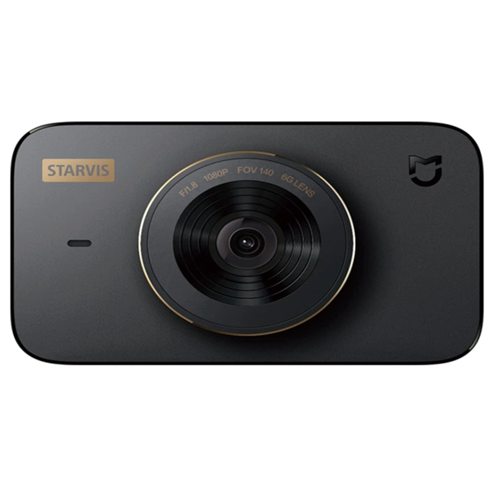 Купить со скидкой Xiaomi Mijia Car DVR Camera 1S SONY IMX307 Sensor 3 Inch IPS Screen 1080P 140 Degree Wide 3D Noise R
