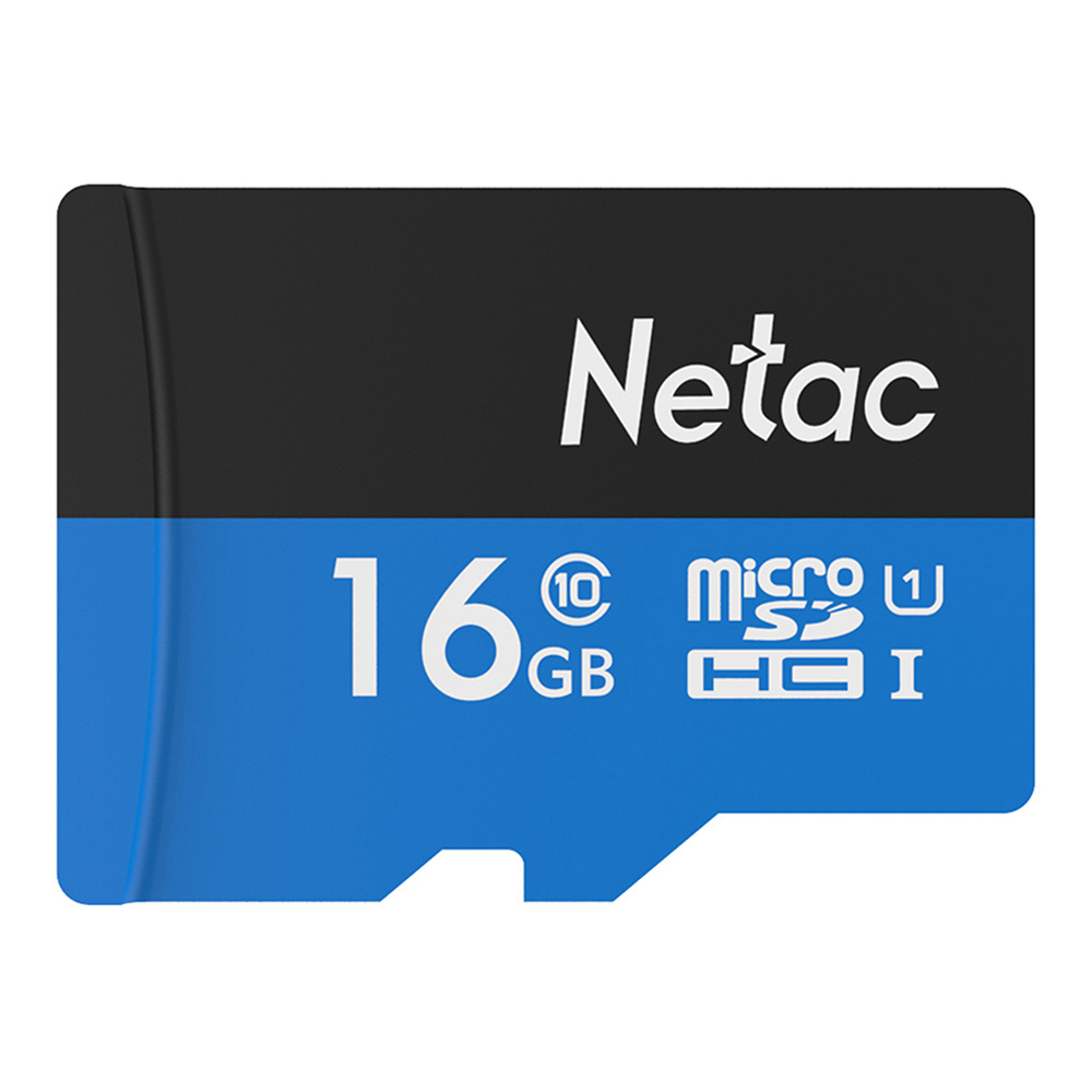 Netac P500 16GB Micro SD Card TF Card Up To 80MB/S