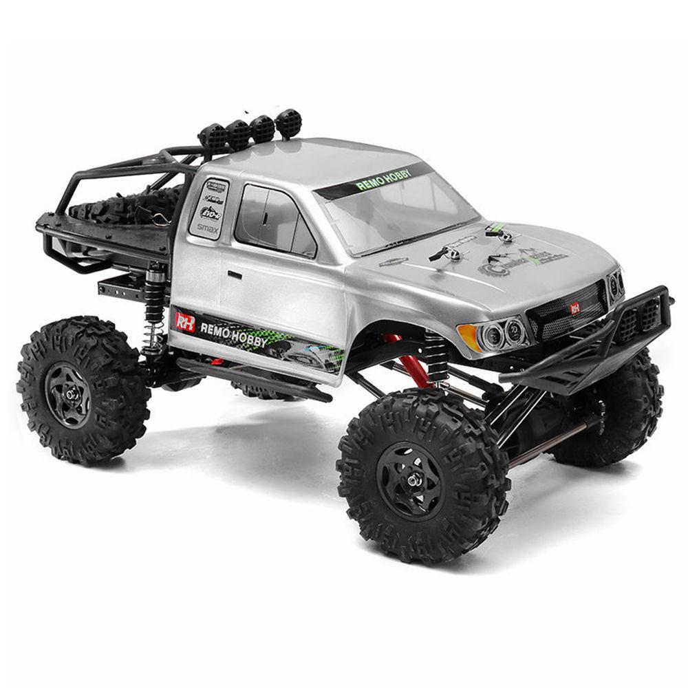 Remo趣味1093-ST 2.4G 1:10 4WDオフロードRCカーロッククローラーRTR