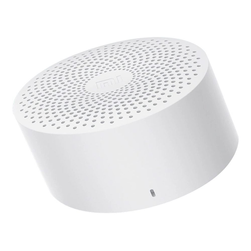 Xiaomi AI Wireless Bluetooth Speaker Hands-free Bass Portable Version - White
