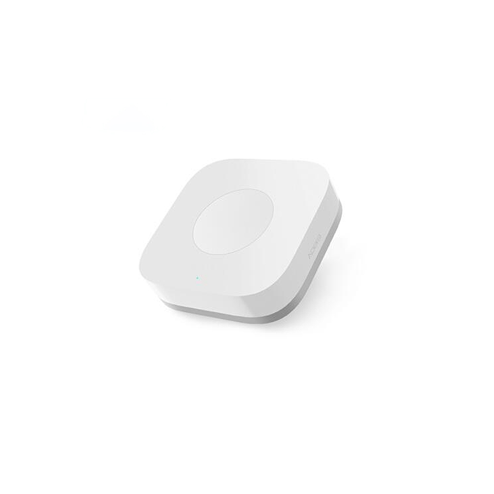 Xiaomi Mijia Aqara Wireless Switch Works with Apple Homekit Other Aqara  Smart Home Devices - White