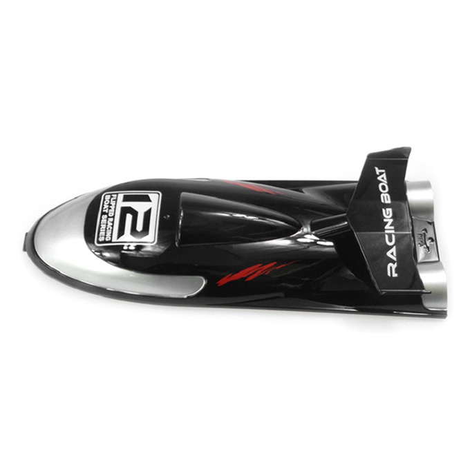 FT012-2 Boat Cover Spare Part For Feilun FT012 RC Racing Boat - Black