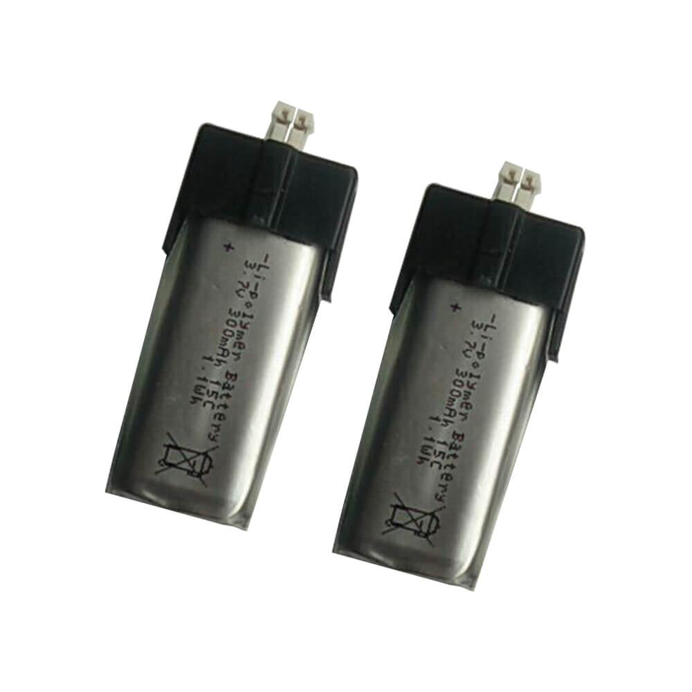 HSPY HFP100 3.7V 300mA بطارية ليبو ل Hisky HFP100 HCP100 V922 V944