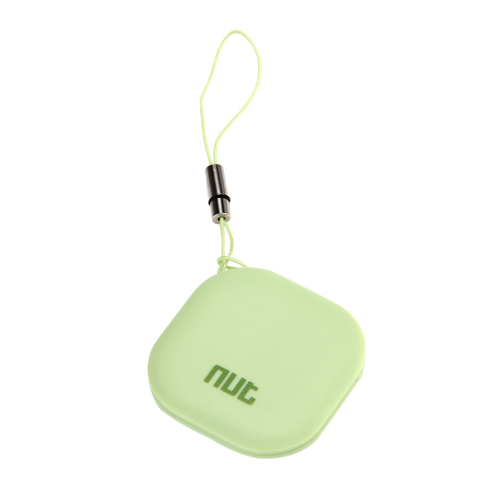 Nut3 Multifunktions Smart Finder WiFi Bluetooth Tracker Locator Brieftasche Telefonschlüssel Anti-verlorene Alarm - Grün