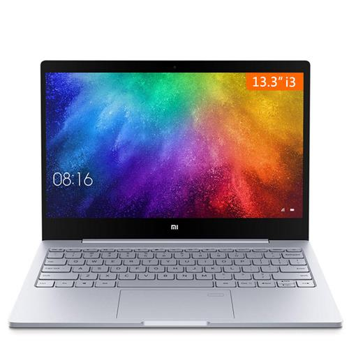 "Xiaomi Mi Notebook Air 13.3"" 1920*1080 Intel Core i3-8130U Dual Core 8GB DDR4 128GB SSD Intel UHD Graphics 620 Fingerprints - Silver"