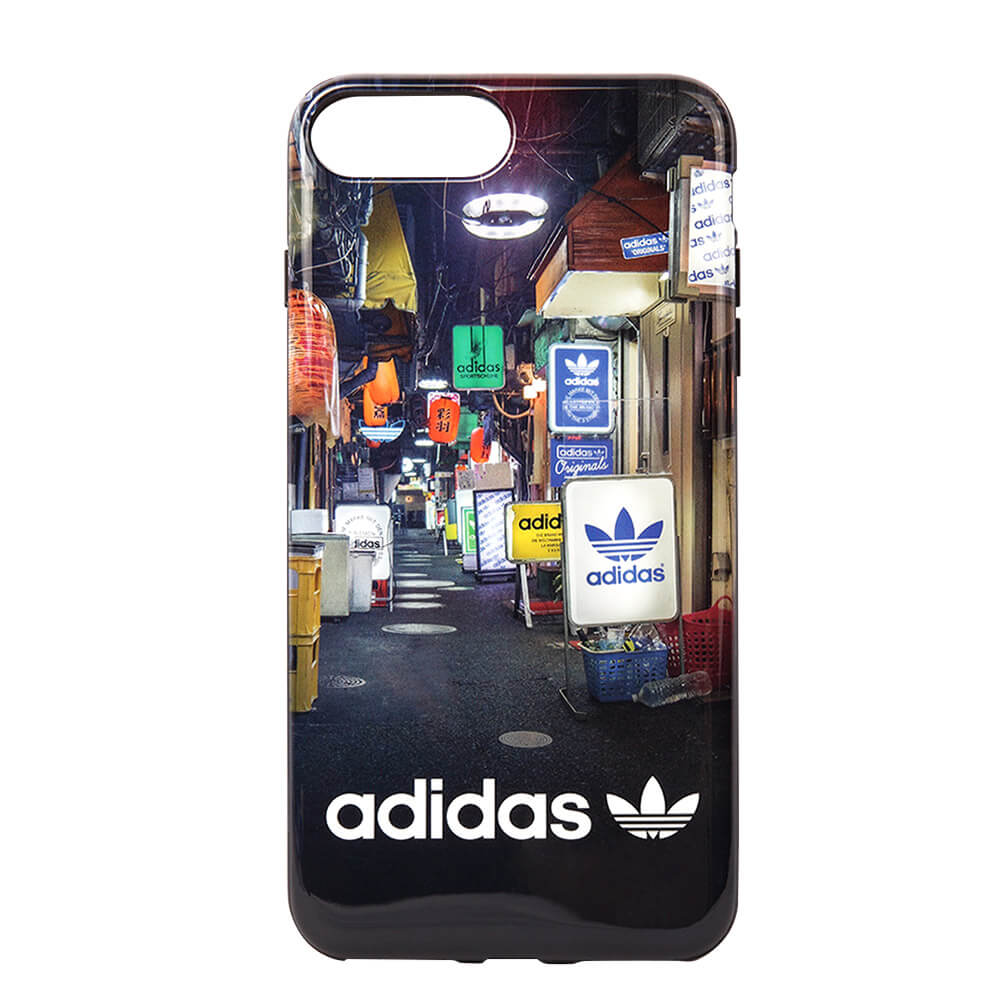 Original adidas TPU case iPhone 7 - Street Corner Art