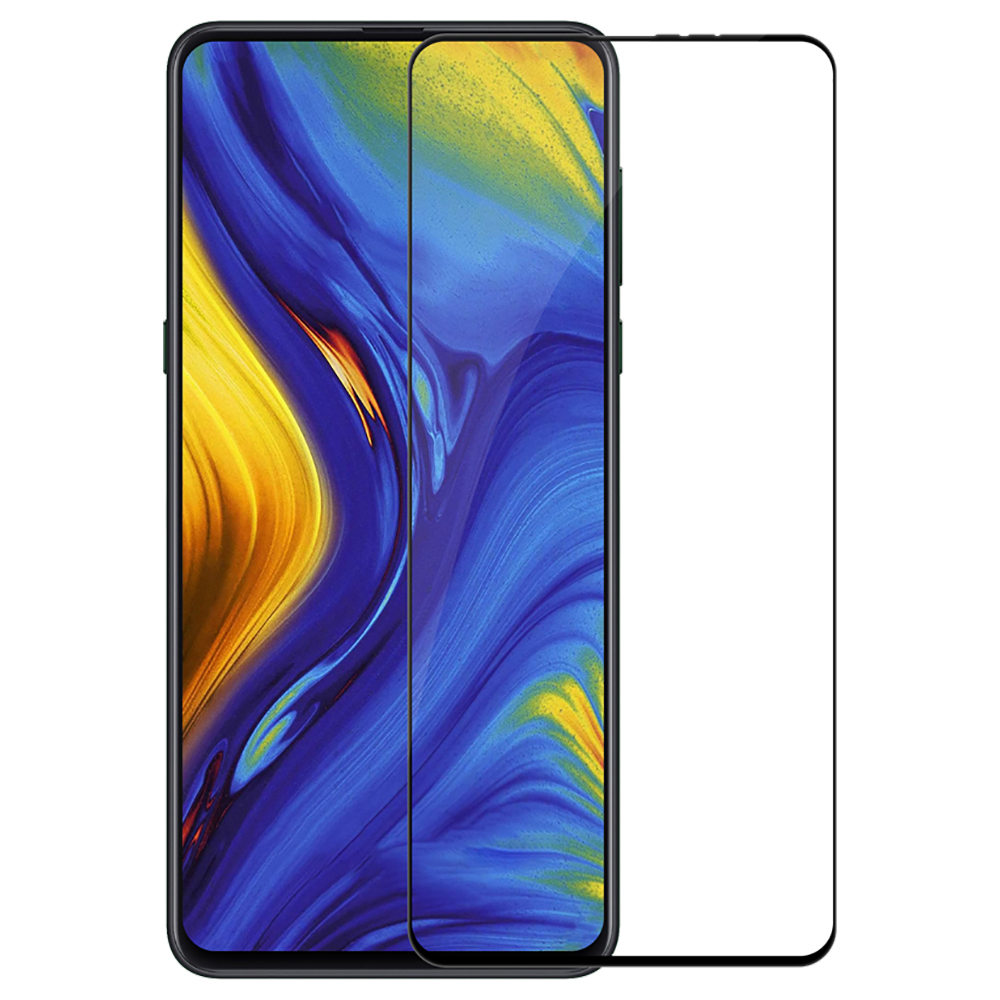 NILLKIN CP Tempered Glass Film For Xiaomi Mi Mix 3 Explosion-proof Screen Protector - Transparent