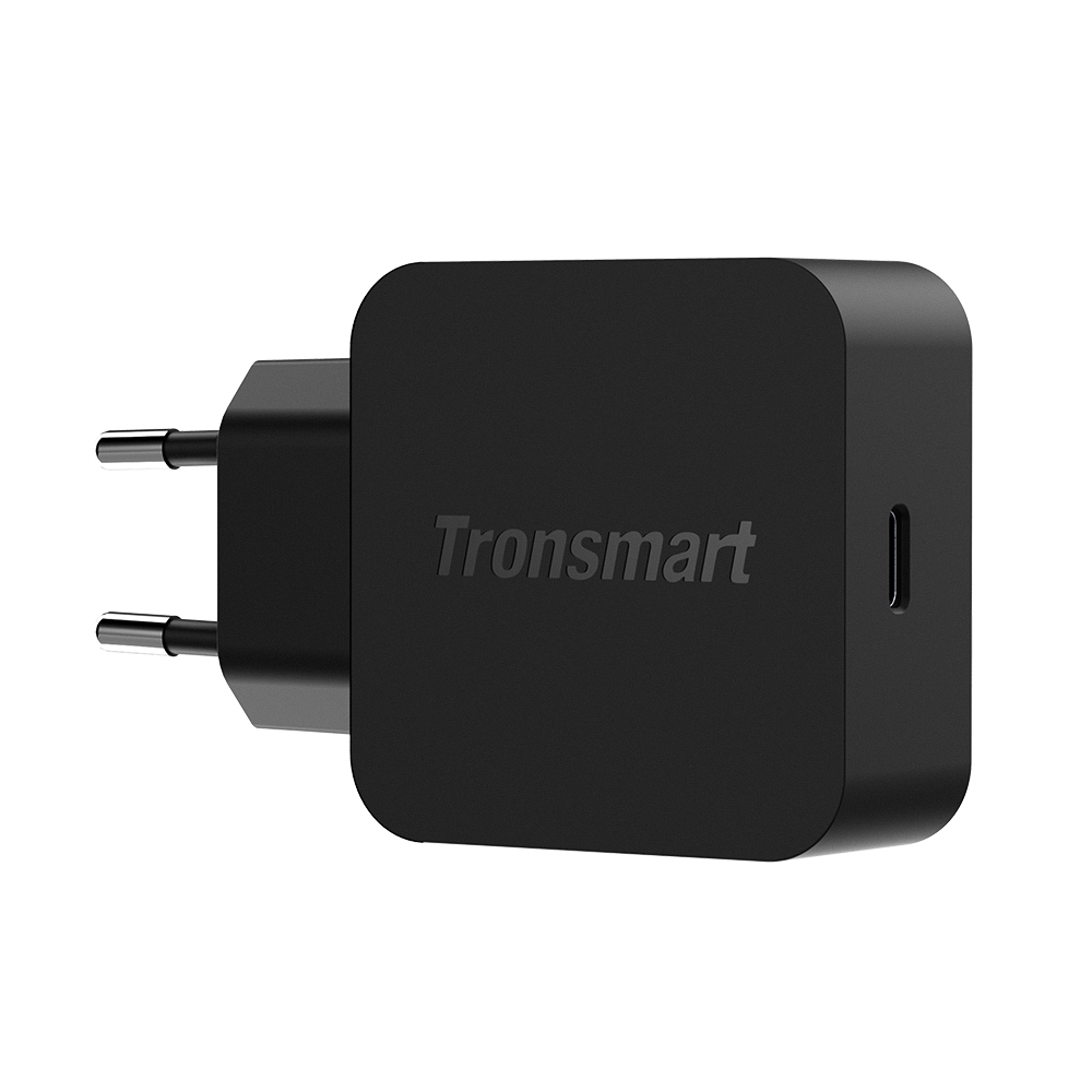 Tronsmart WCP01 EU 18W USB Wall Charger Power Delivery 3.0 Type-C for iPhone Samsung Google LG HTC ETC
