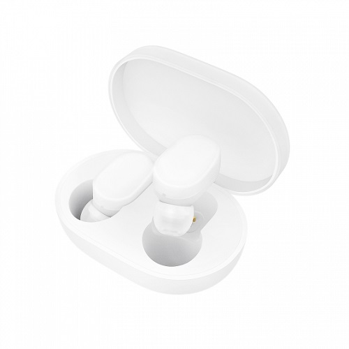 Xiaomi Airdots TWS Wireless Bluetooth 5.0 In-ear Earphone Touch Control with Charging Box - White