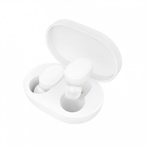 Xiaomi Airdots TWS Ασύρματο Bluetooth 5.0 Ακουστικό σε ακουστικά Έλεγχος αφής με κουτί φόρτισης - Λευκό