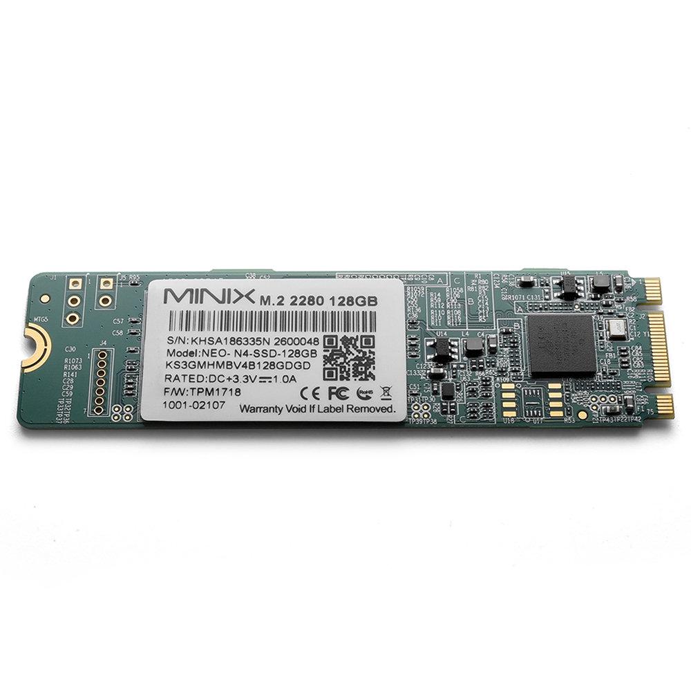 MINIX NEO N4 128GB M.2 2280 SATA3 High Speed SSD Solid State Drive Hard Disk for MINIX Neo N42C фото