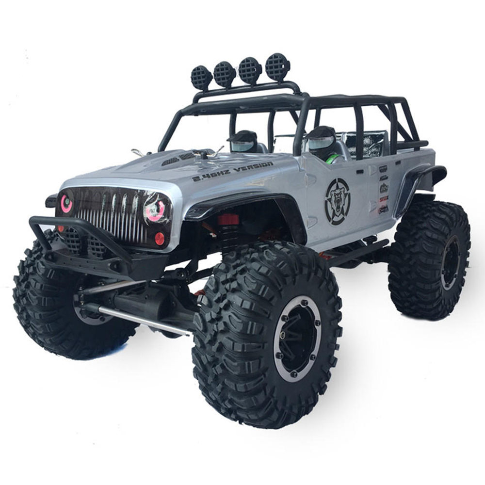 Remo Hobby 1073-SJ 2.4G 1:10 4WD Brushed Off-road RC Rock Crawler Car RTR