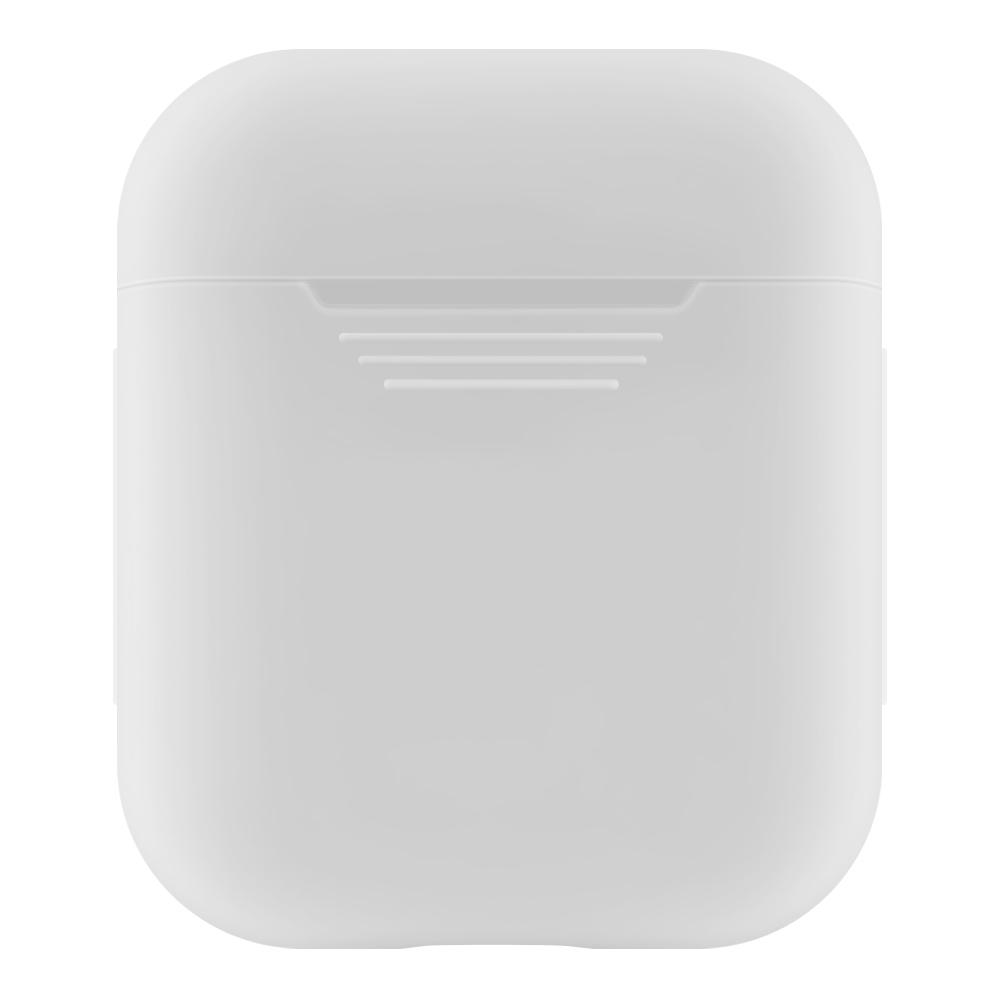 Custodia in silicone per Apple AirPods i10 i12 i18 i12S Auricolari TWS - Trasparente