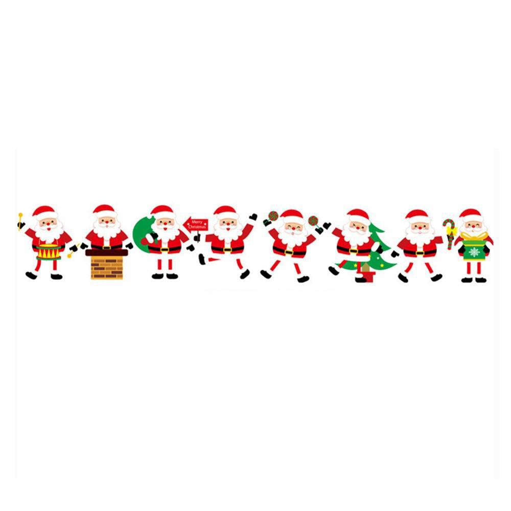 Bandiere di stringa Bandiere appese per decorazioni natalizie Centri commerciali - Tipo K