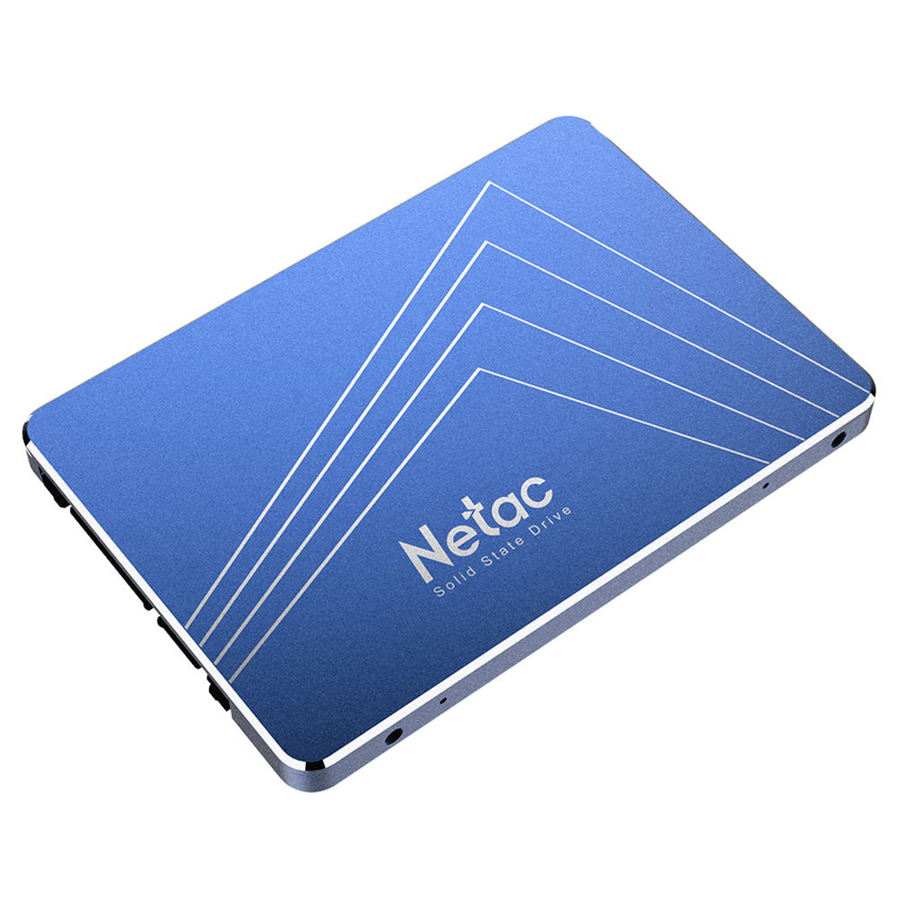 Netac N600S 1TB SSD 2.5 Inch Solid State Drive SATA3 Interface Read Speed 500MB/s - Blue