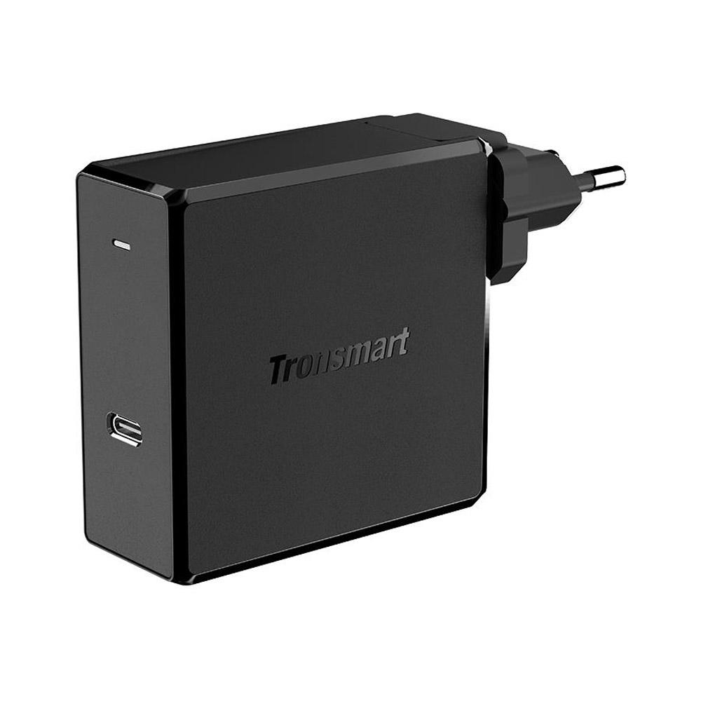 Tronsmart WCP02 60W USB-C fali töltő Power Delivery 3.0-hez MacBook Air iPad Pro 2018 iPhone XS Max XR - EU