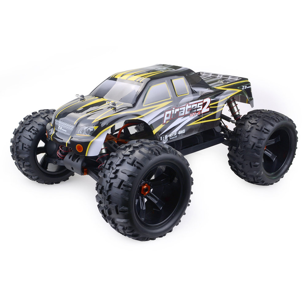 ZD Racing 9116-V3 1: 8 Monster Truck Telaio Giocattoli fai da te Off-road RC Car - KIT