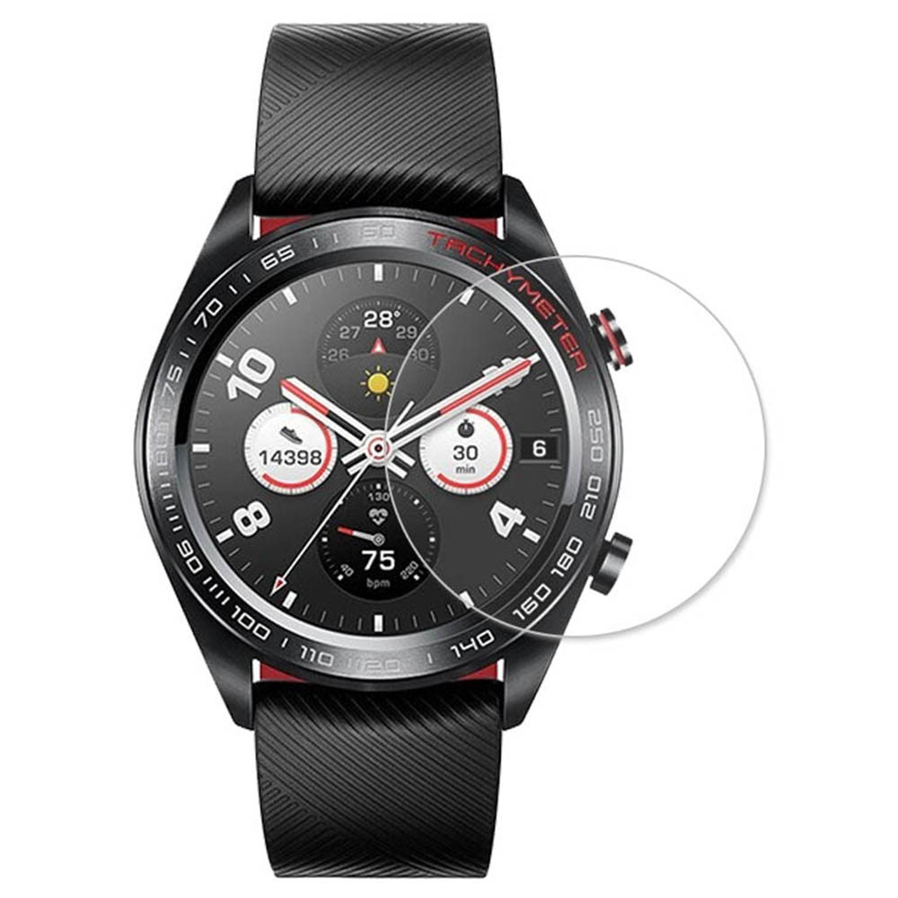 New Anti Shock Ultra-thin Nano Membrane Screen Protective Film For Huawei Honor Watch Magic - Transparent