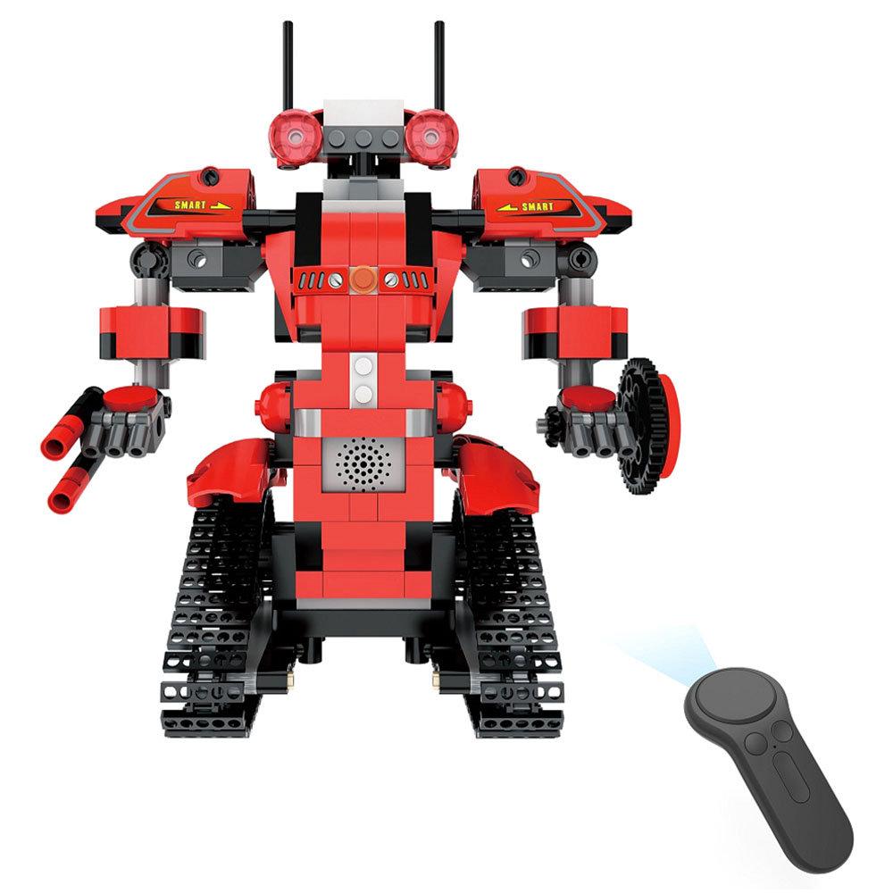 MoFun M1 BB13001 392PCS 2.4G 4CH DIY Smart Remote Control Building Block RC Robot giocattolo