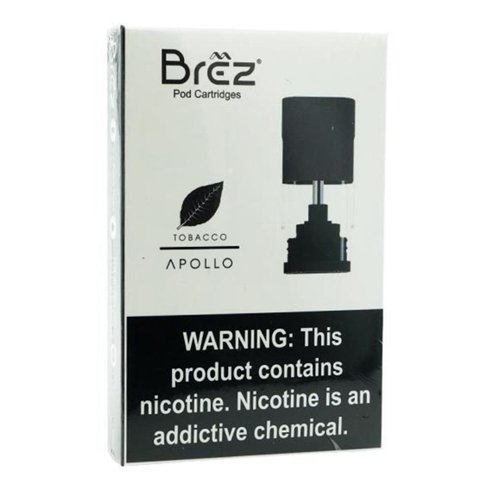 3PCS APOLLO Cartomizer di ricambio per sigaretta elettronica APOLLO - Tabacco