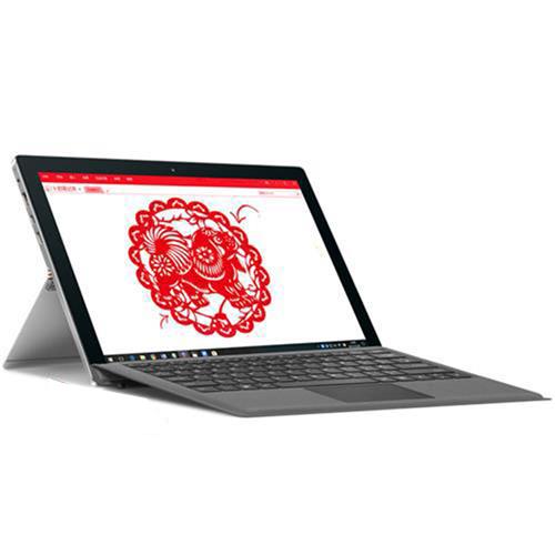VOYO VBook i7 Plus tábla Intel Core i7-7500U kétmagos 12.6 Inch 3K IPS 2880 * 1920 16GB DDR3 512GB SSD Windows 10 (ezüst) mágneses dokkoló billentyűzet