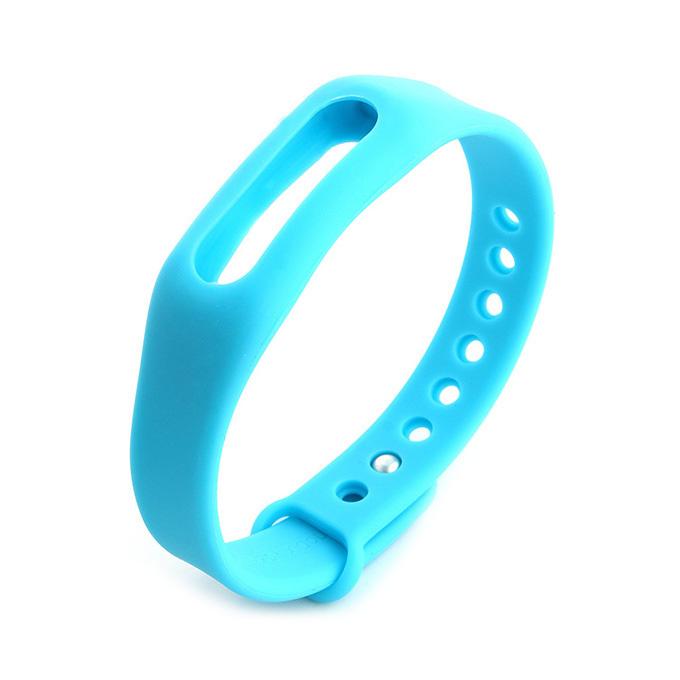 Запасной наручный ремешок Wear Band для XIAOMI MI Band Bluetooth Браслет - синий