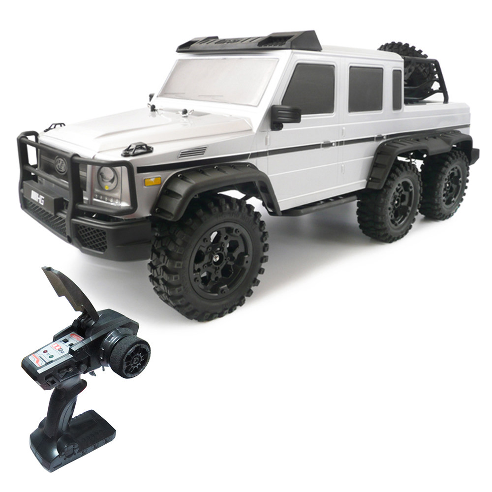 HG HG-P601 2.4G 1: 10 6WD Arrampicata fuoristrada RC Car RTR