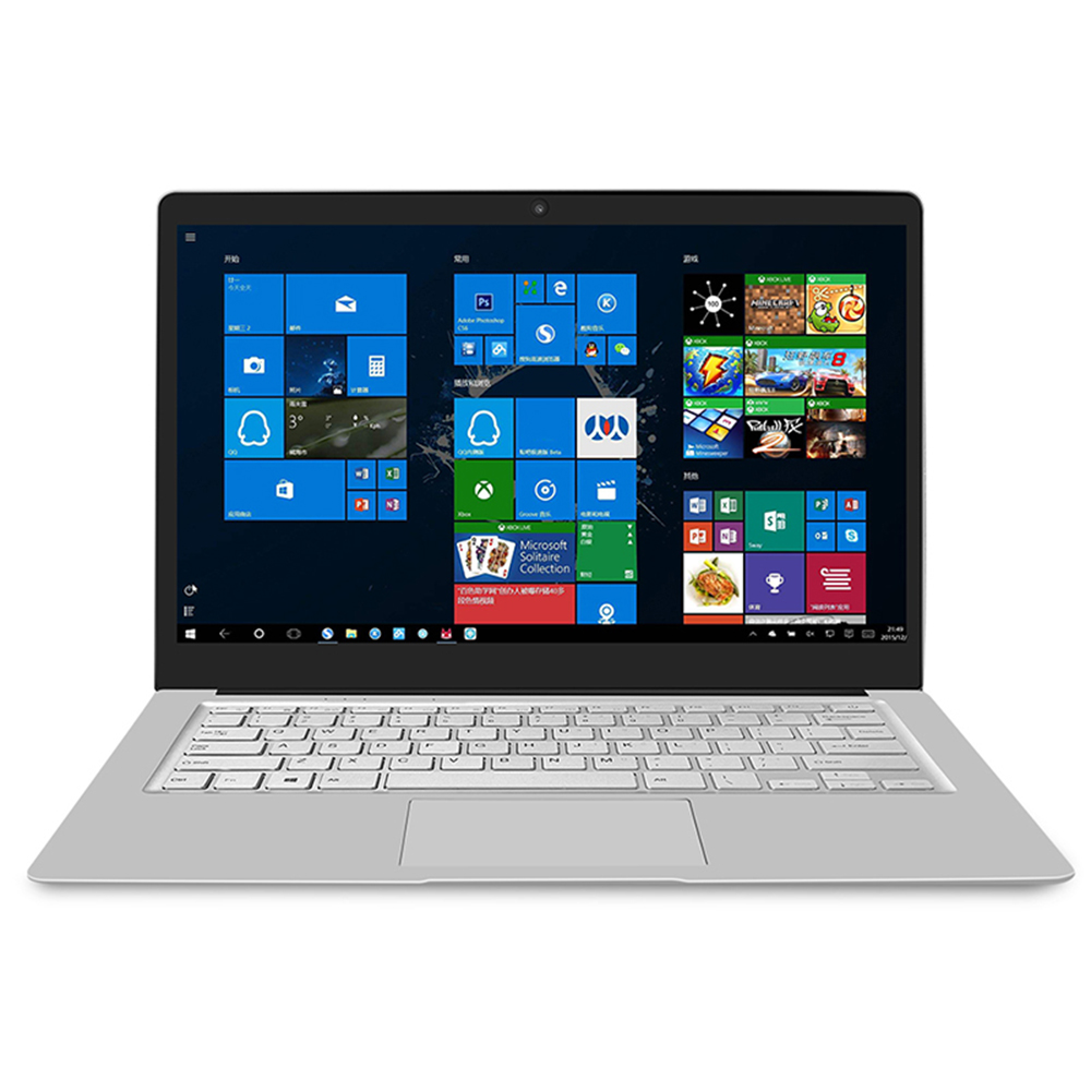 Maglione EZbook S4 Laptop Intel Gemini Lake N4100 Quad Core 14 pollici 1920 * 1080 8GB RAM 256GB SSD Windows 10 - Argento