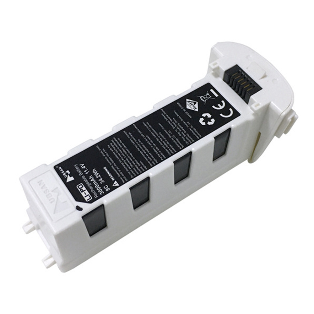 Hubsan H117SジーノRCドローンスペアパーツ11.4V 3000mAh Li-poバッテリー