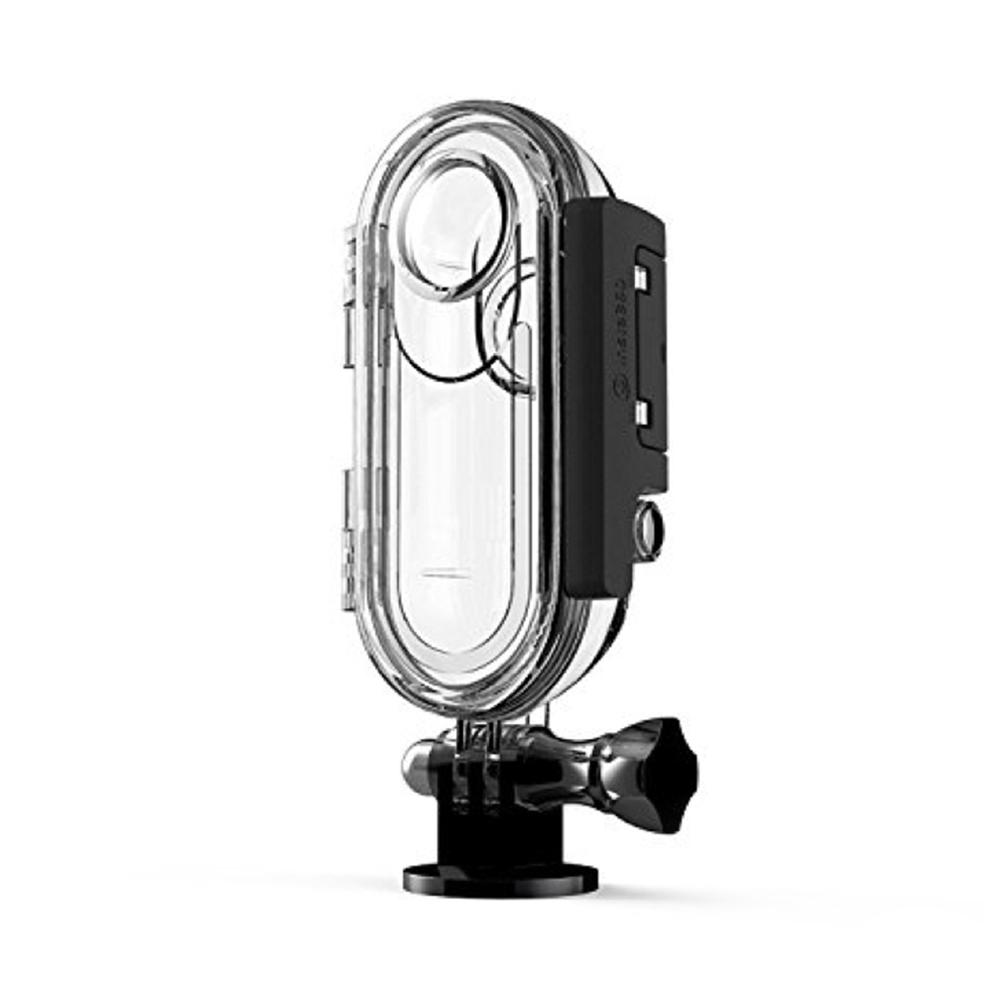 Insta360 ONE Camera Waterproof Housing with 1/4 Standard Screw Holes