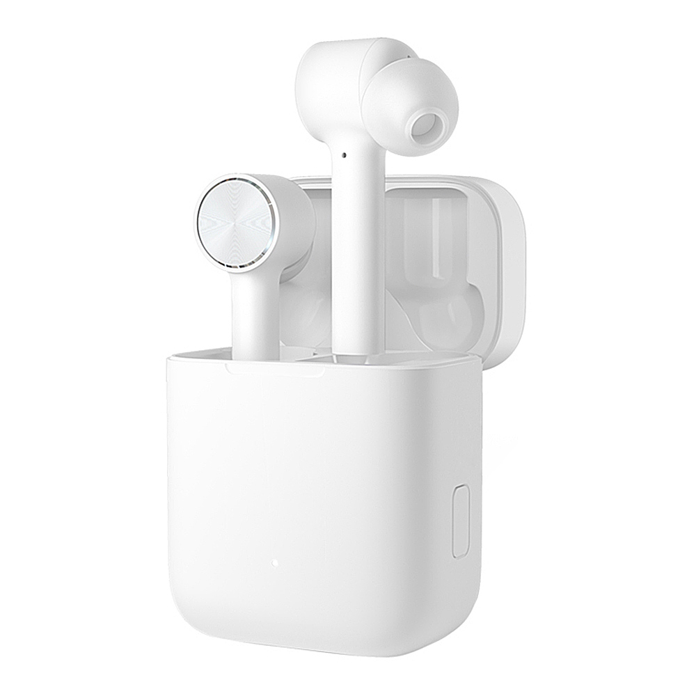 Xiaomi Air TWS Bluetooth EarbudsTouch Control Active Noise Cancelling 10 Hours Working Time  - White