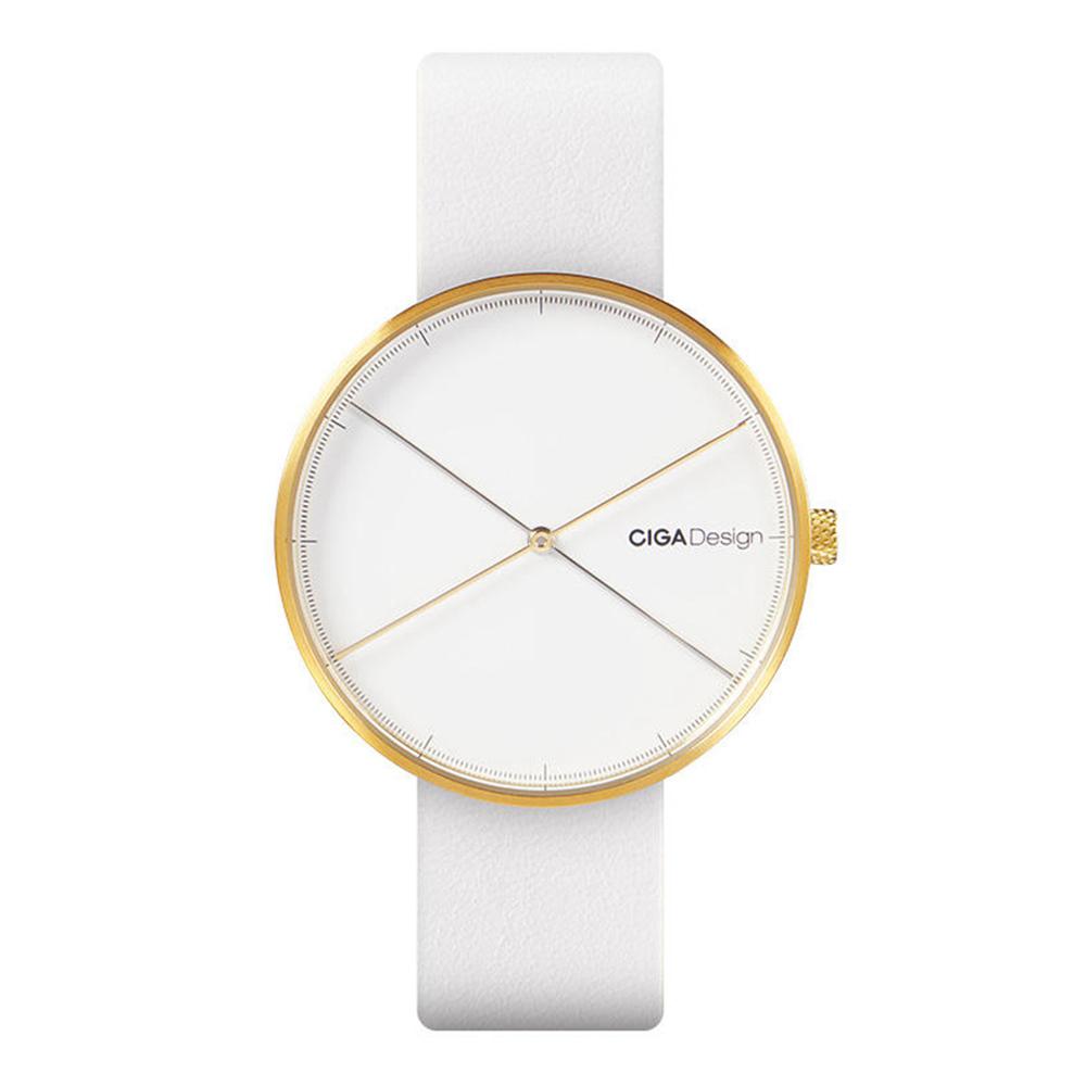 Xiaomi Ciga Design X Series Reddot Award Women Quartz Watch White Gold