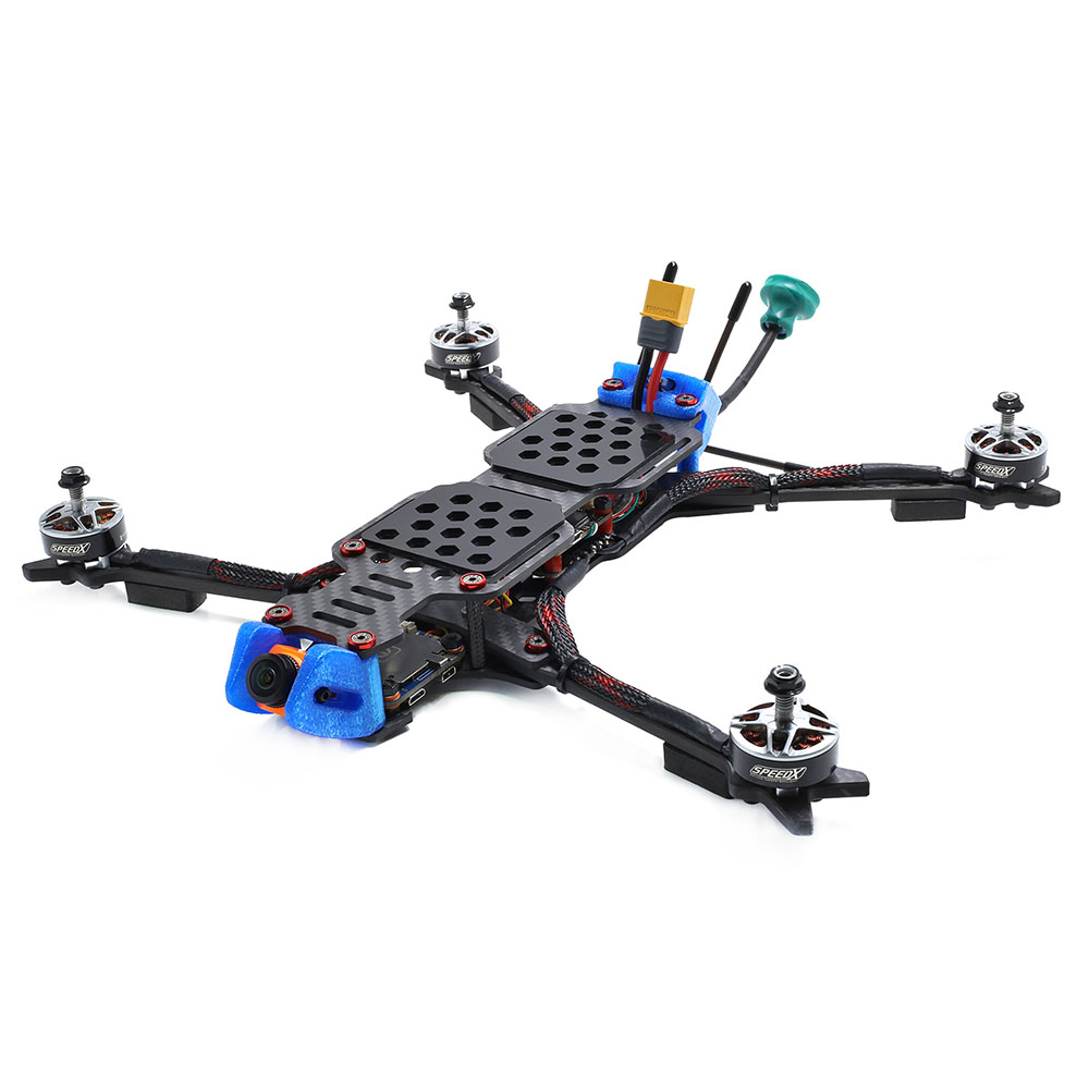 Coccodrillo GEPRC 7 GEP-LC7-1080P 7Inch 315mm 1080P Long Rang FPV RC Racing Drone BNF - Ricevitore R9mm