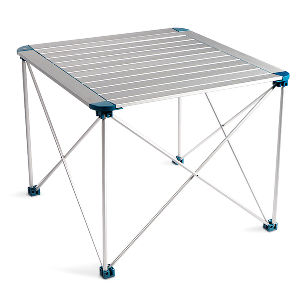 Xiaomi Zaofeng Outdoor Table pliante portable Design Léger Stable - Gris + Bleu