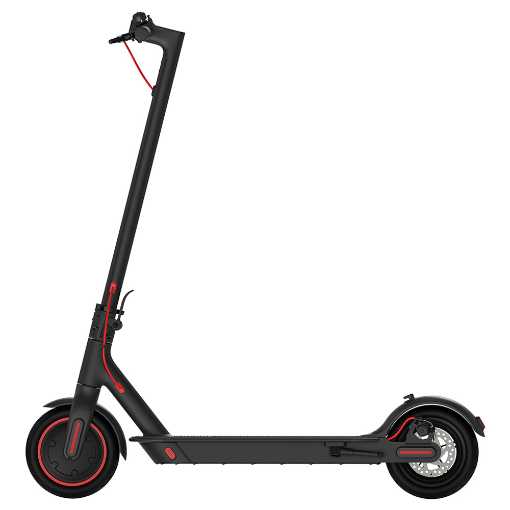 Xiaomi Mijia M365 Pro Folding Electric Scooter 300W Motor 3 Speed Modes 8.5 Inch Tire 45KM Mileage Range Double Brake System CN Version - Black