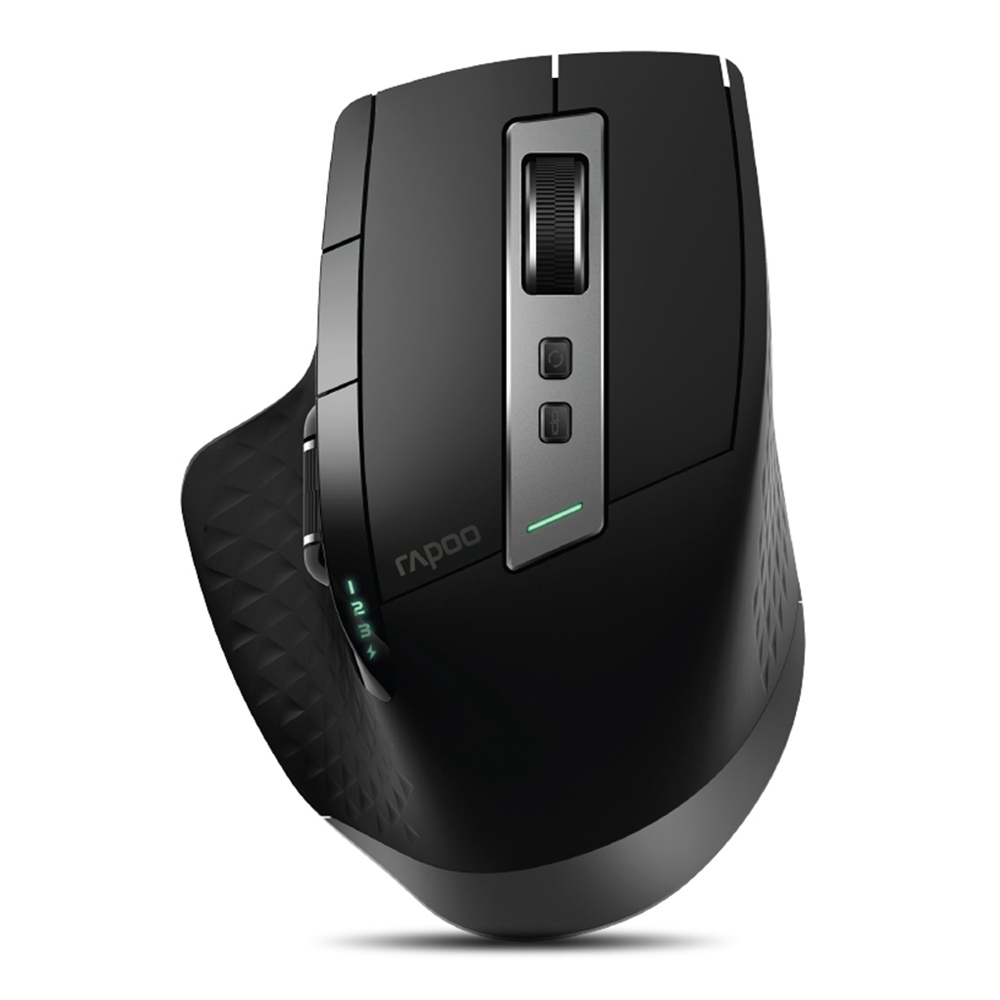 Rapoo MT750S Multimode Wireless Laser Mouse Black
