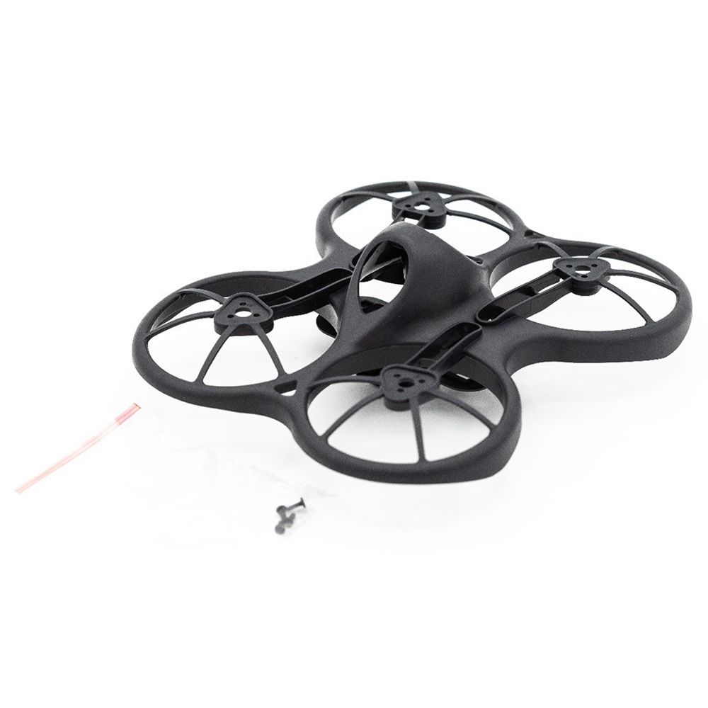 Emax Tinyhawk Indoor FPV Racing Drone Spare Parts Frame Kit - Black