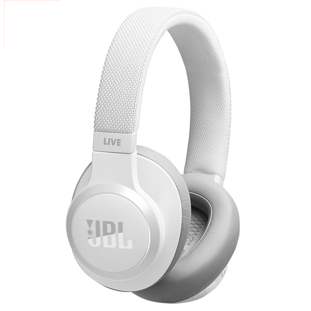 Jbl Live 650btnc Wireless Bluetooth Headphones White