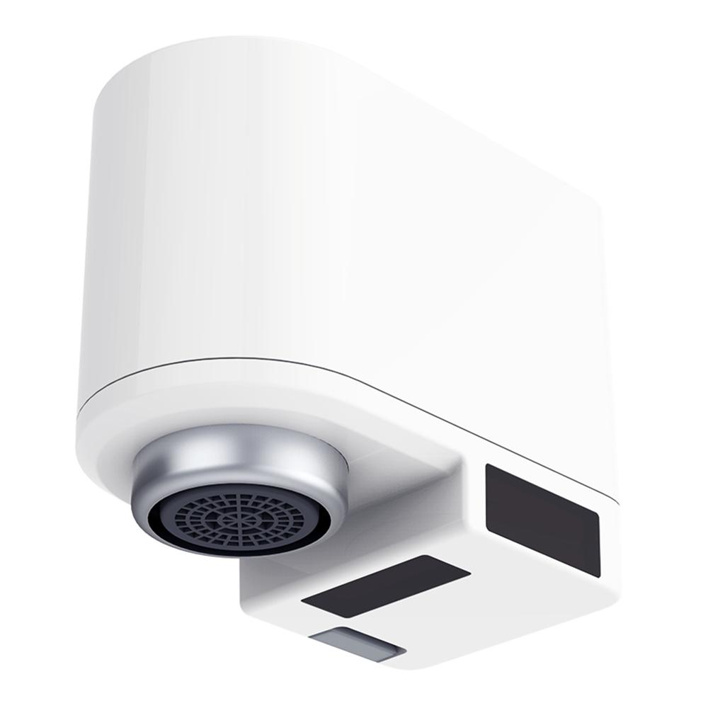 Xiaomi Инфракрасный индукционный прибор для экономии воды Автоматический адаптер для кухонной ванной - белый