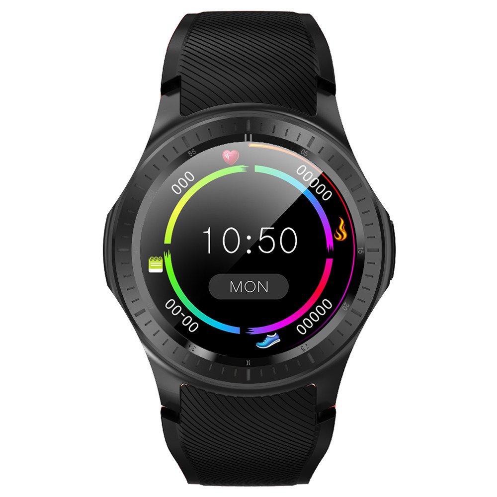 Makibes AT06 4G Smartwatch Phone Black