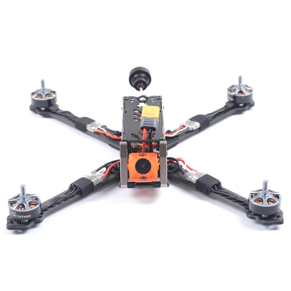 Skystars G730L 7Inch 300mm FPV Racing Drone F4 OSD FC BL_32 50A ESC Runcam Swift 2 Camera PNP фото