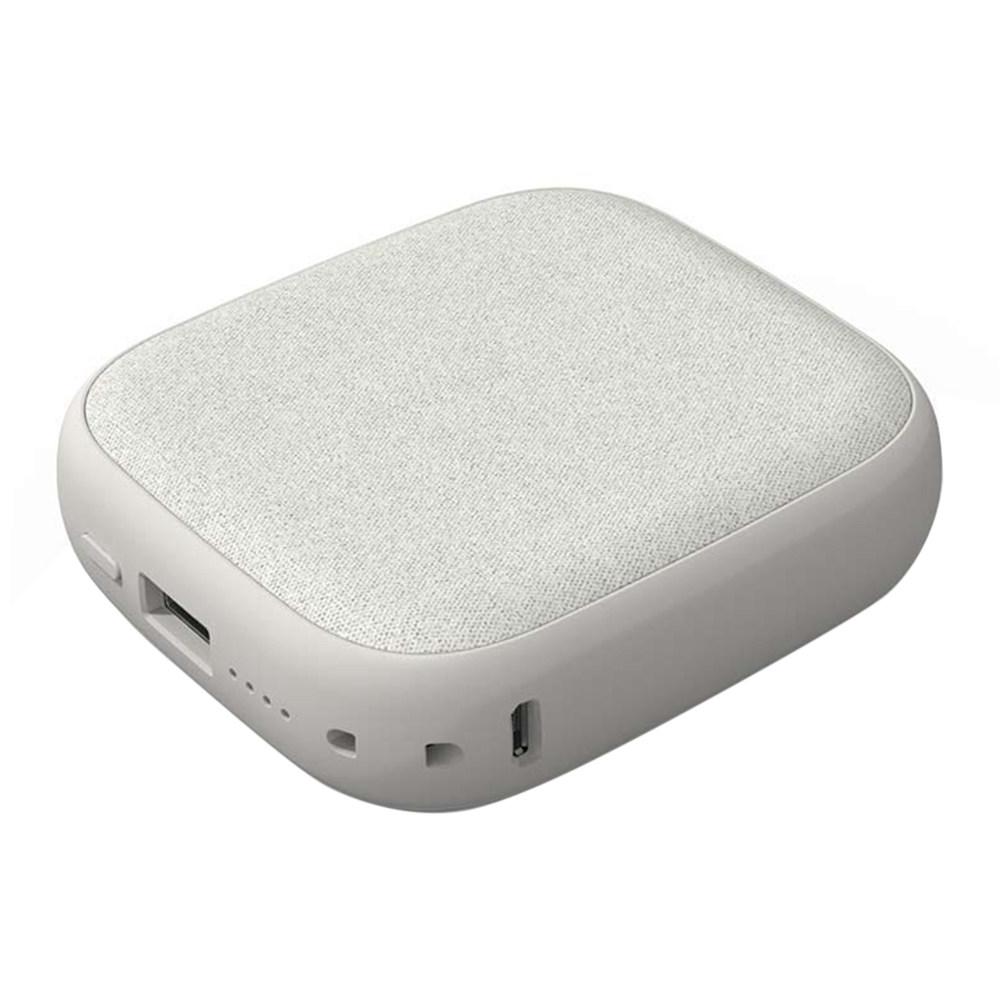 Xiaomi SOLOVE W5 10000mAh Wireless Power Bank Gray
