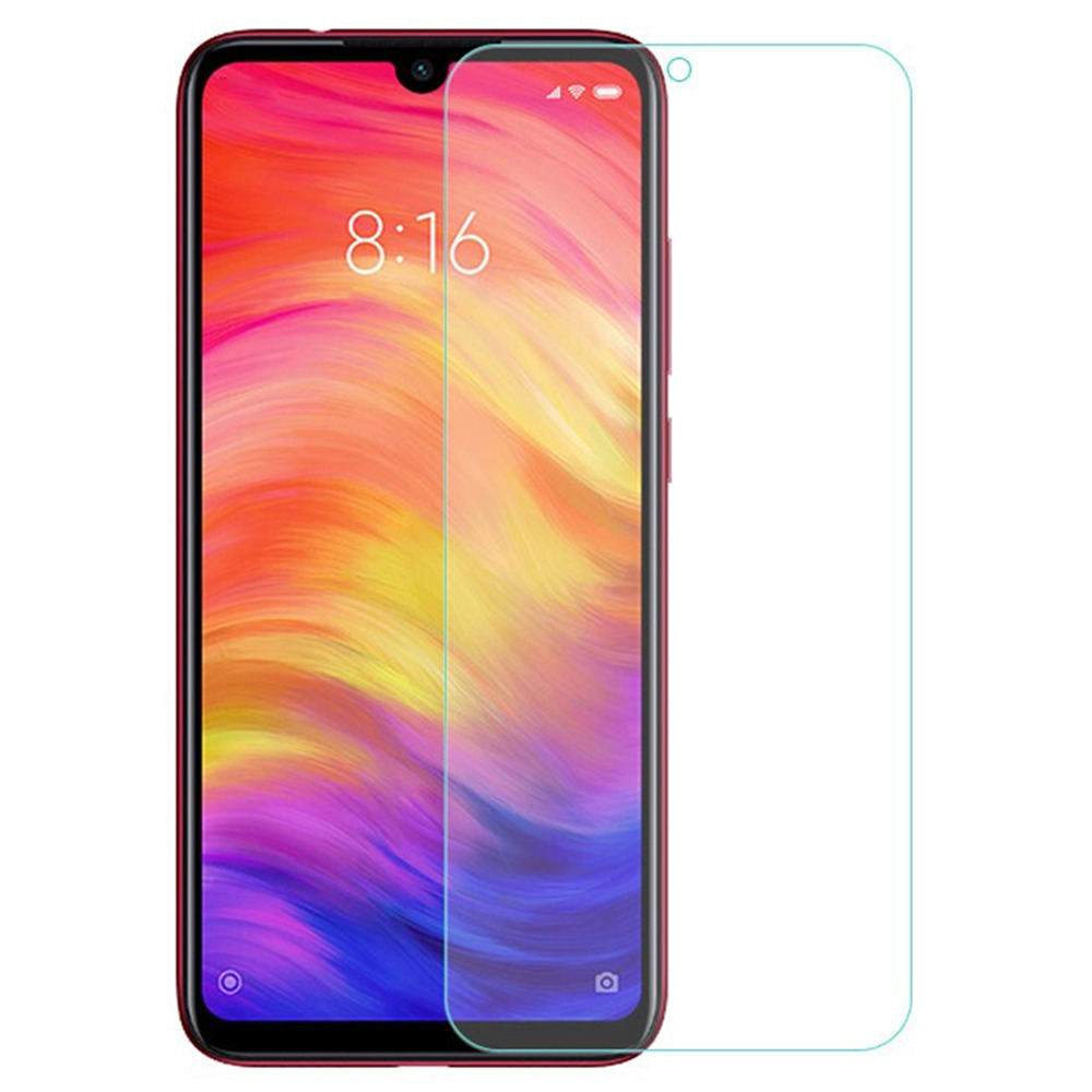 Tempered Glass Protective Film for Xiaomi Redmi Note 7 - Transparent