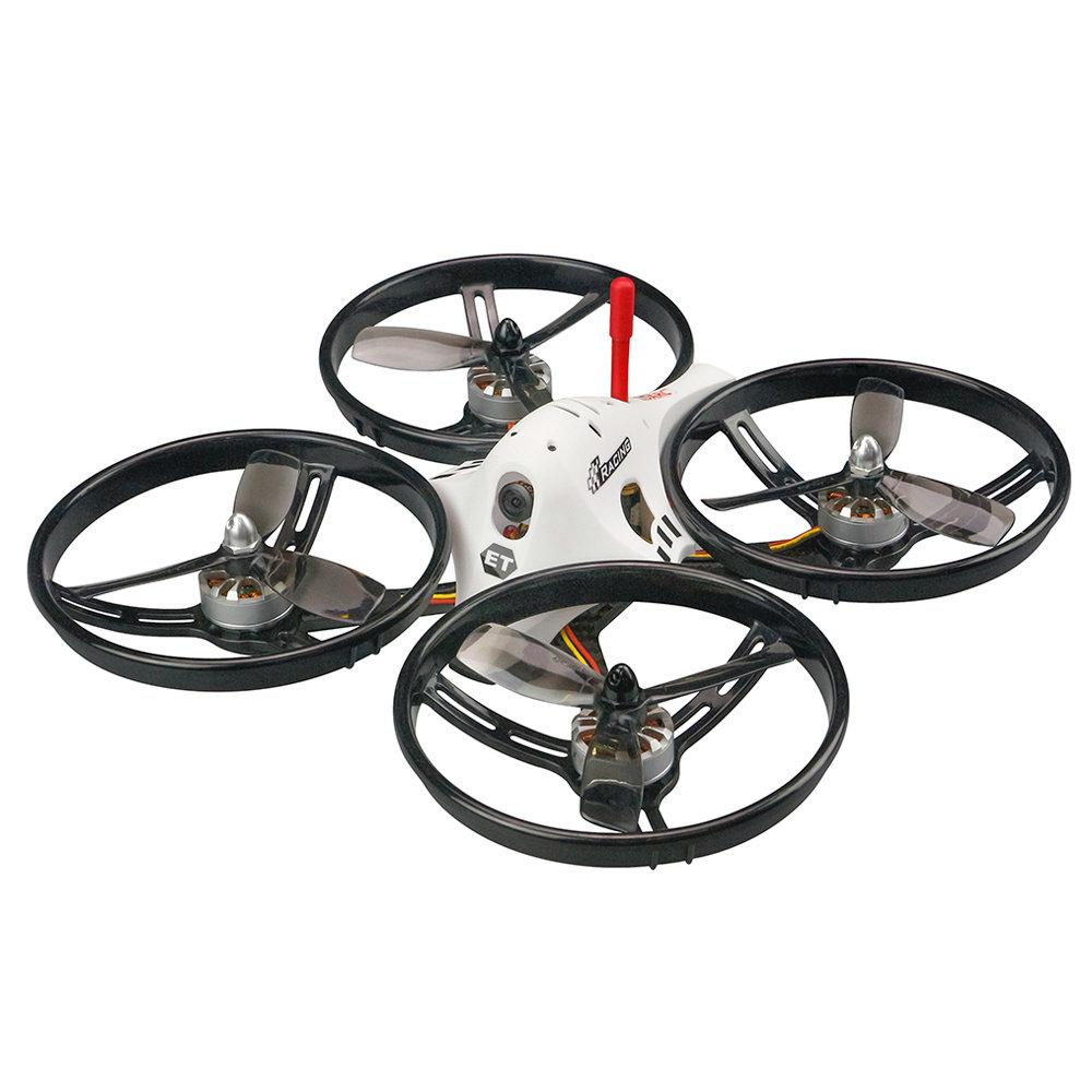 LDARC ET MAX 185mm FPV Racing Drone Betaflight F4 OSD 4S 4In1 20A BLHeli_S 48CH 200mW VTX 1200TVL Cam PNP
