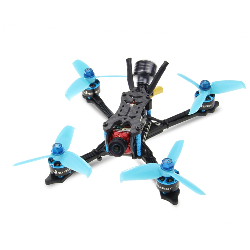 HGLRC Arrow3 6S FPV Racing Drone F4 OSD 4IN1 45A BLHELI_32 Caddx Ratel Cam 48CH 350mW VTX BNF