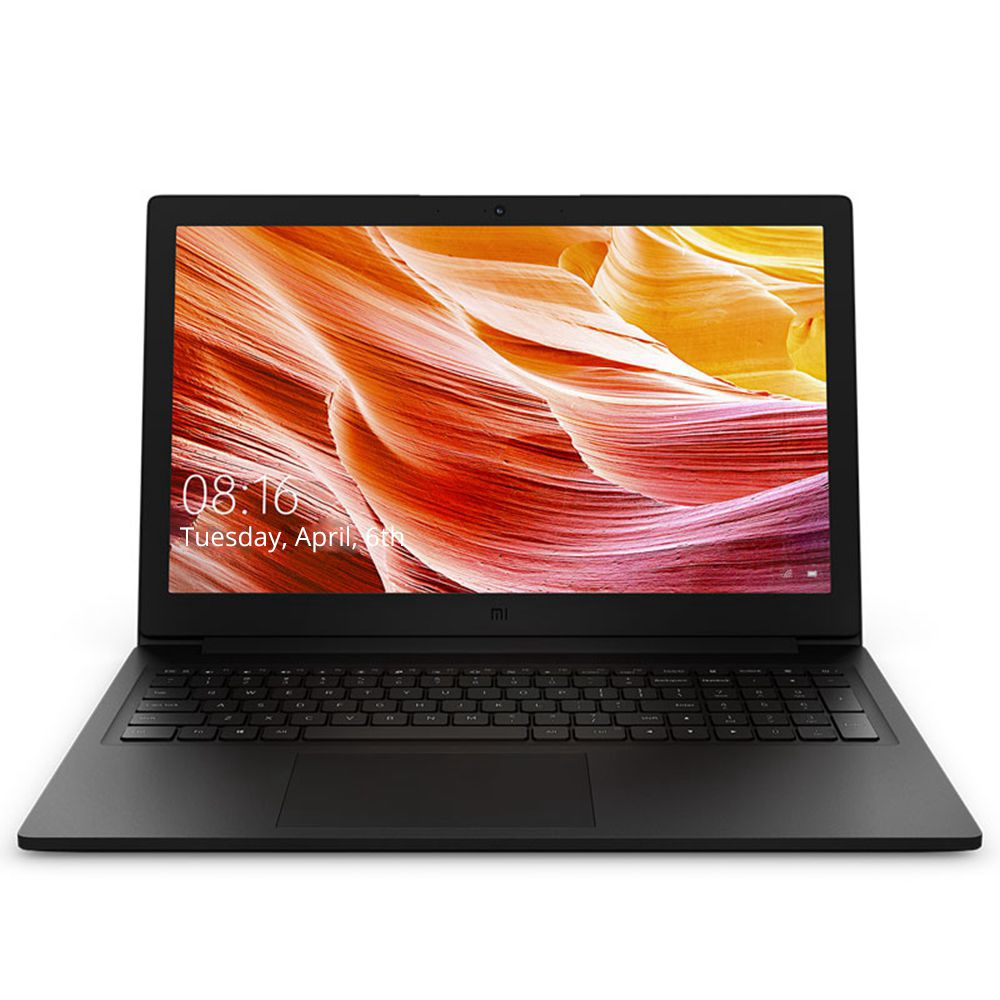 מחברת Xiaomi Mi Intel Core i7-8550U Quad Core 15.6 & quot; 1920 * 1080 8GB DDR4 512GB SSD NVIDIA GeForce MX110 2019 גרסה חדשה - אפור כהה